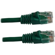Professional Cable Cat.6 UTP Patch Network Cable - Category 6 for Network Device - Patch Cable - 50 ft - 1 x RJ-45 Male Network - 1 x RJ-45 Male Network - Green