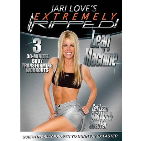 Jari Love's Get Extremely Ripped!: Lean Machine (Best Workout To Get Lean And Ripped)