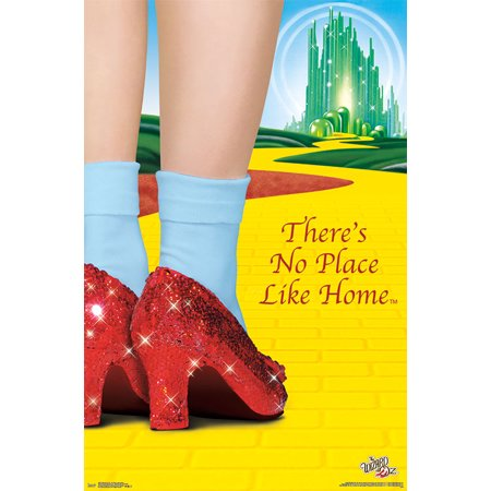 - Wizard of Oz - No Place Like Home