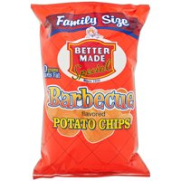 Better Made Special Barbecue Flavored Potato Chips, 9.5 Oz.