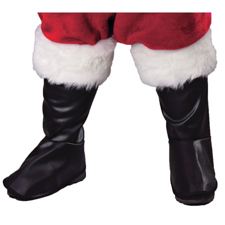 Santa Boot Tops Adult Christmas Christmas