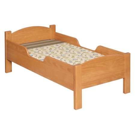 - Little Colorado Traditional Toddler Bed - No Cutout