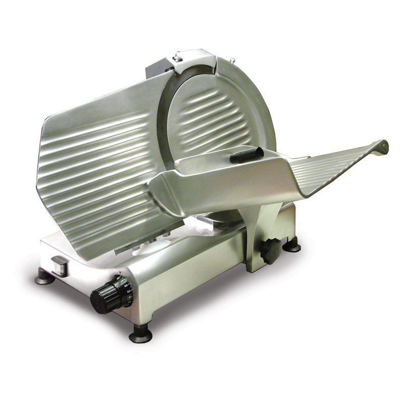 Omcan 300R 12 in. Commercial Food Slicer