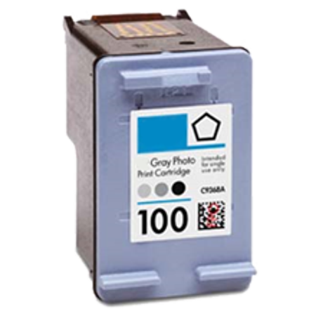 Zoomtoner Compatible HP DeskJet 460 HP C9368AN INK / INKJET Cartridge Photo Gray - image 1 de 1