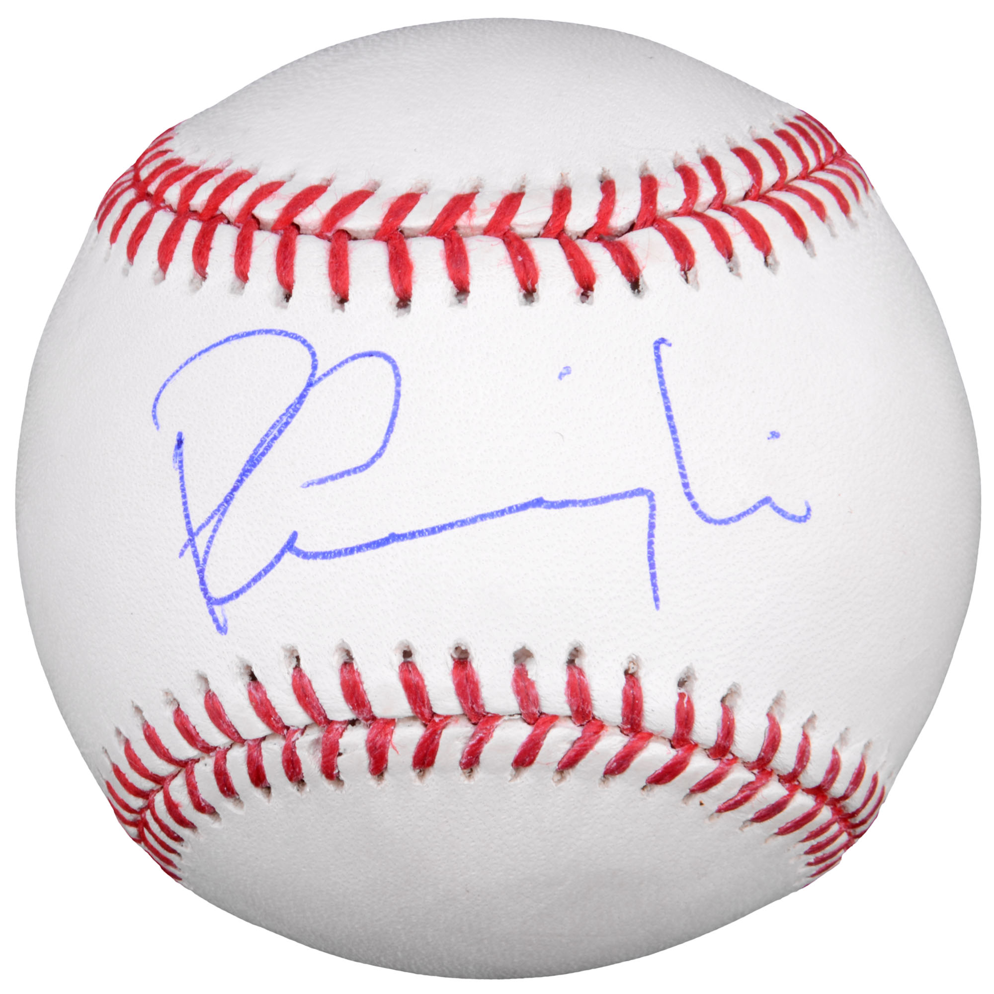 Pete Incaviglia Philadelphia Phillies Fanatics Authentic Autographed Baseball - No Size
