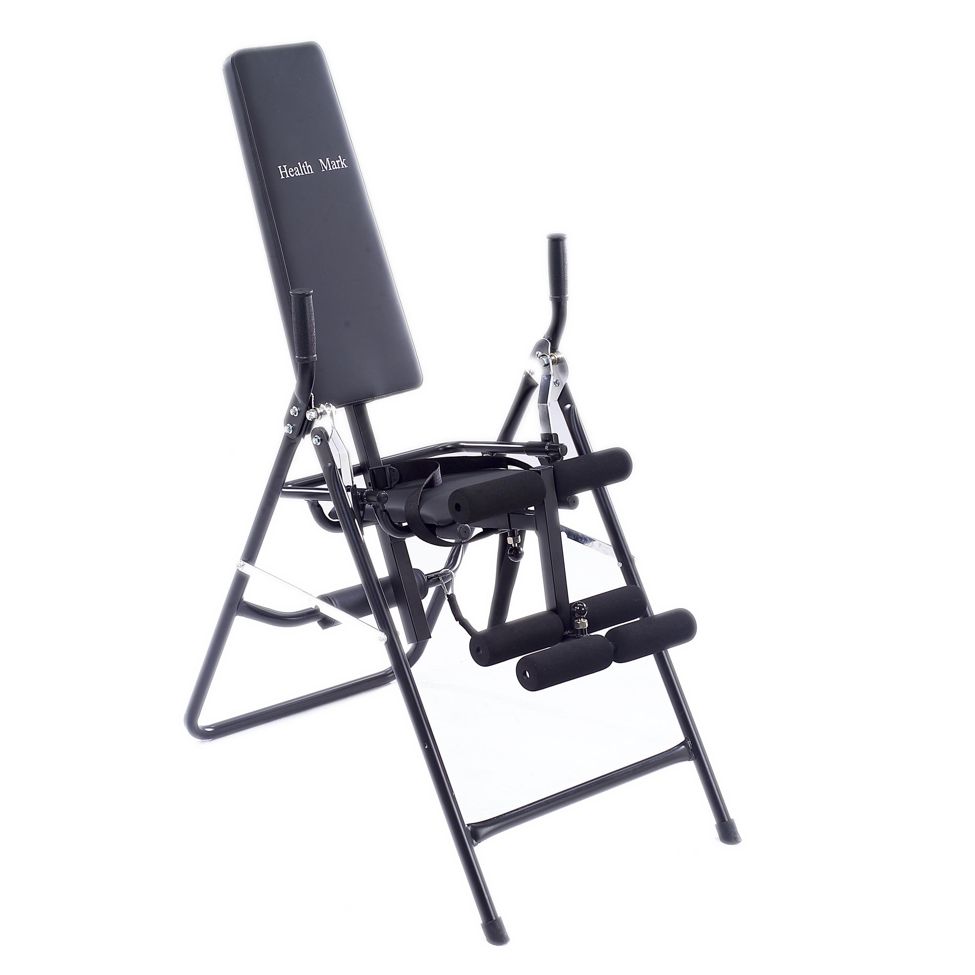 Health Mark IV Pro Inversion Therapy Chair Walmart