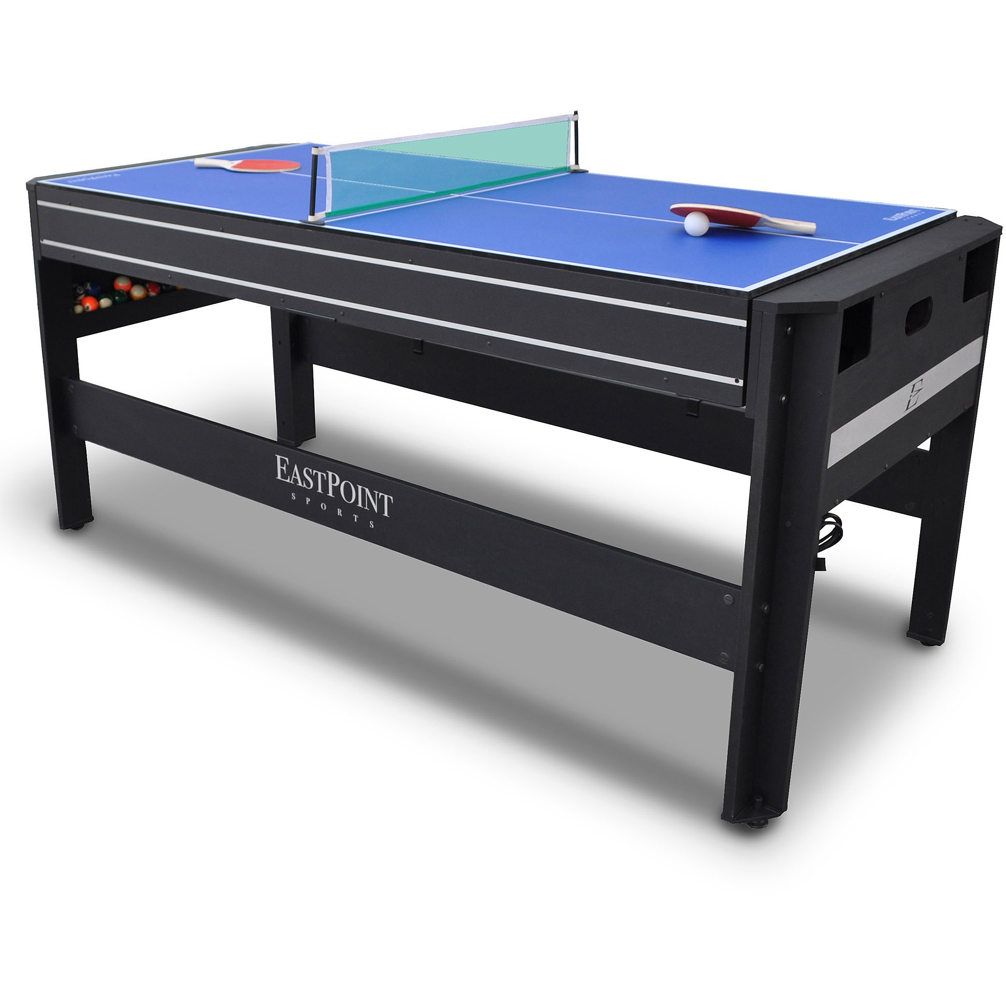 3 in 1 ping pong pool air hockey table - 3 In 1 Ping Pong Pool Air Hockey Table 6