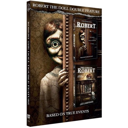 Robert The Doll  Double Feature