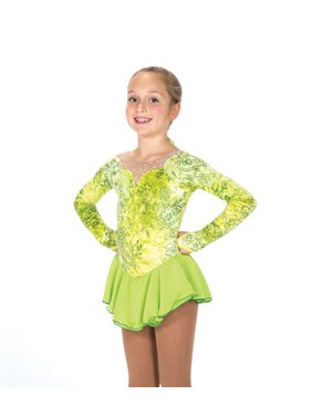 3779337a098 Product Image Jerry s Ice Skating Dress - 164 In the Nick of Lime Dress