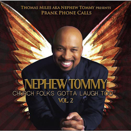 Nephew Tommy's Church Folk Gotta Laugh, Vol. 2 (Walmart Exclusive)