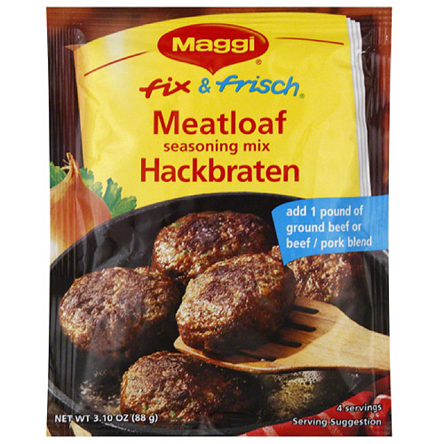 Maggi Hackbraten Seasoning Mix, 3.11 Oz,