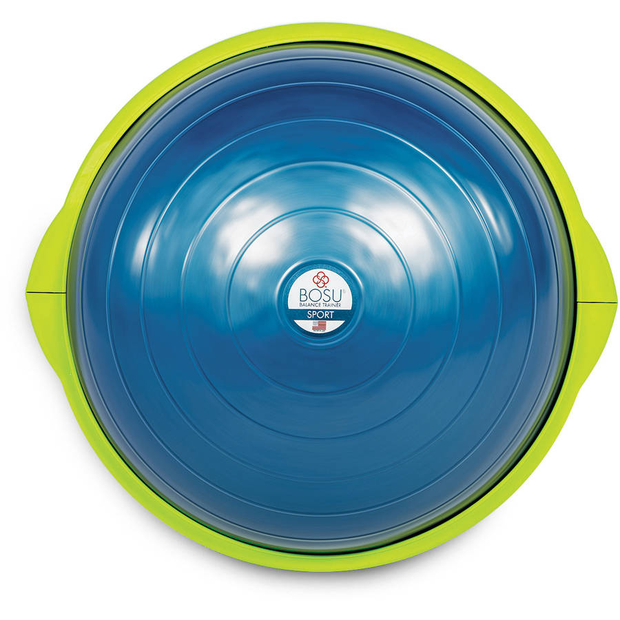 BOSU Sport Balance Trainer, Blue by BOSU
