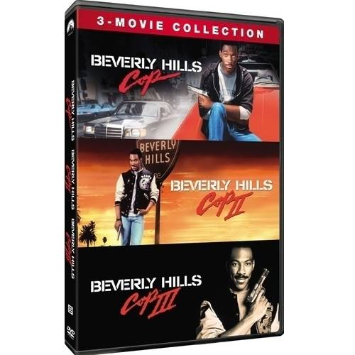Beverly Hills Cop / Beverly Hills Cop II / Beverly Hills Cop III (With INSTAWATCH)