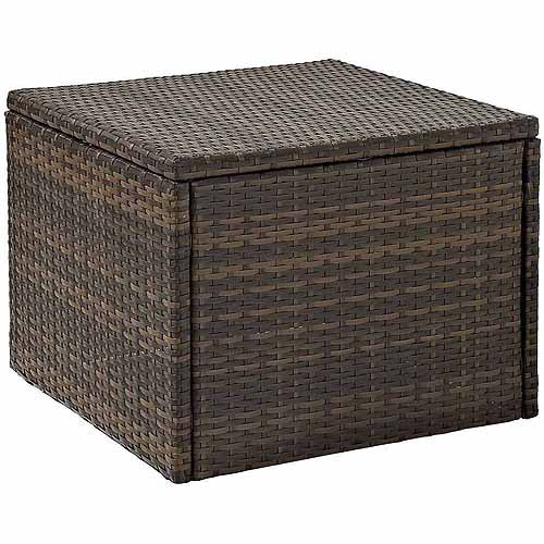 Crosley Furniture Palm Harbor Outdoor Wicker Coffee Sectional