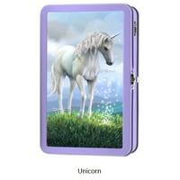 Vaultz 3D Unicorn Pencil Box