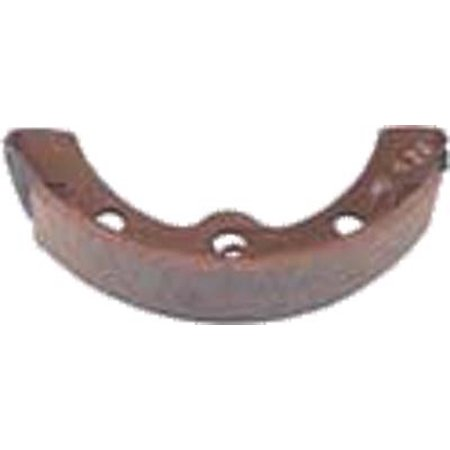 Club Car DS Golf Cart Replacement Brake Shoes - 1981-94 (Set of 4) Brake Shoes 4 Piece