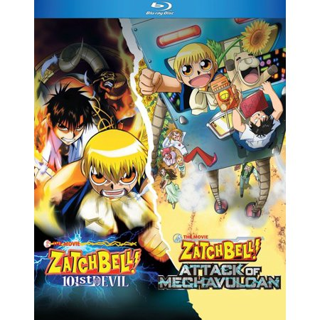 Zatch Bell Movies (Blu-ray)