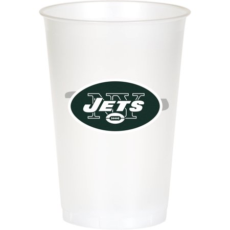 New York Jets Pool (New York Jets Cups, 8-Pack)