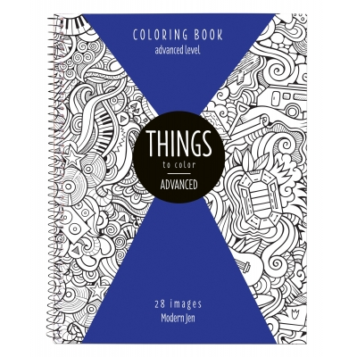 Coloring Book for all Ages ROA11144