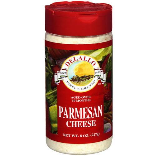 De Lallo Parmesan Cheese, 8 oz by Generic