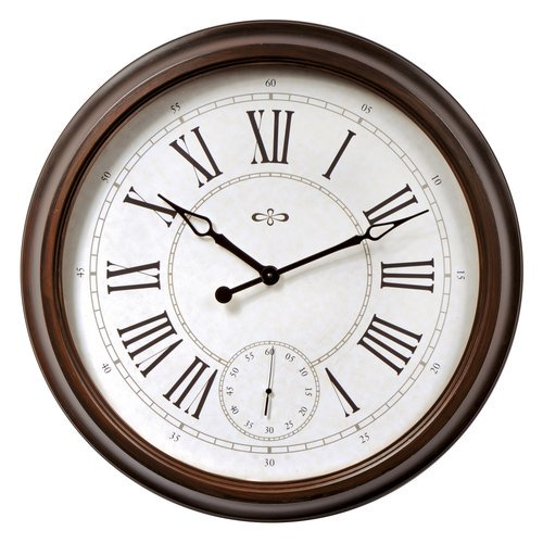 Better Homes And Gardens 23 Quot Wall Clock Walmart Com