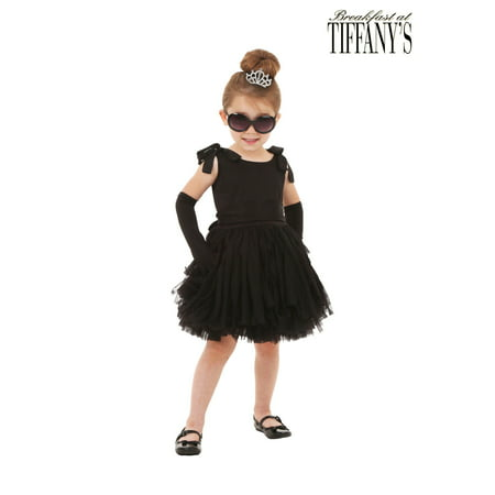 Toddler Breakfast at Tiffany's Holly Golightly Costume