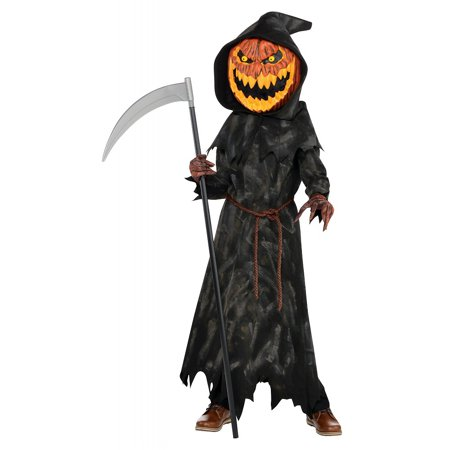 Jack O Head Child Costume - - O Children