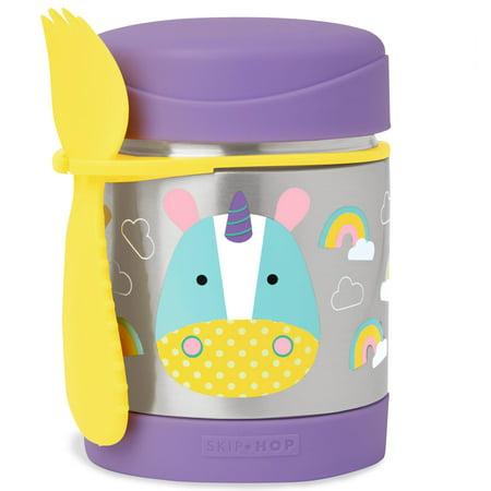 - Skip Hop Zoo Insulated Food Jar, Unicorn
