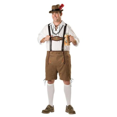 Costumes For All Occasions Ic5035Xxl Oktoberfest Guy 2Xl - image 1 of 1