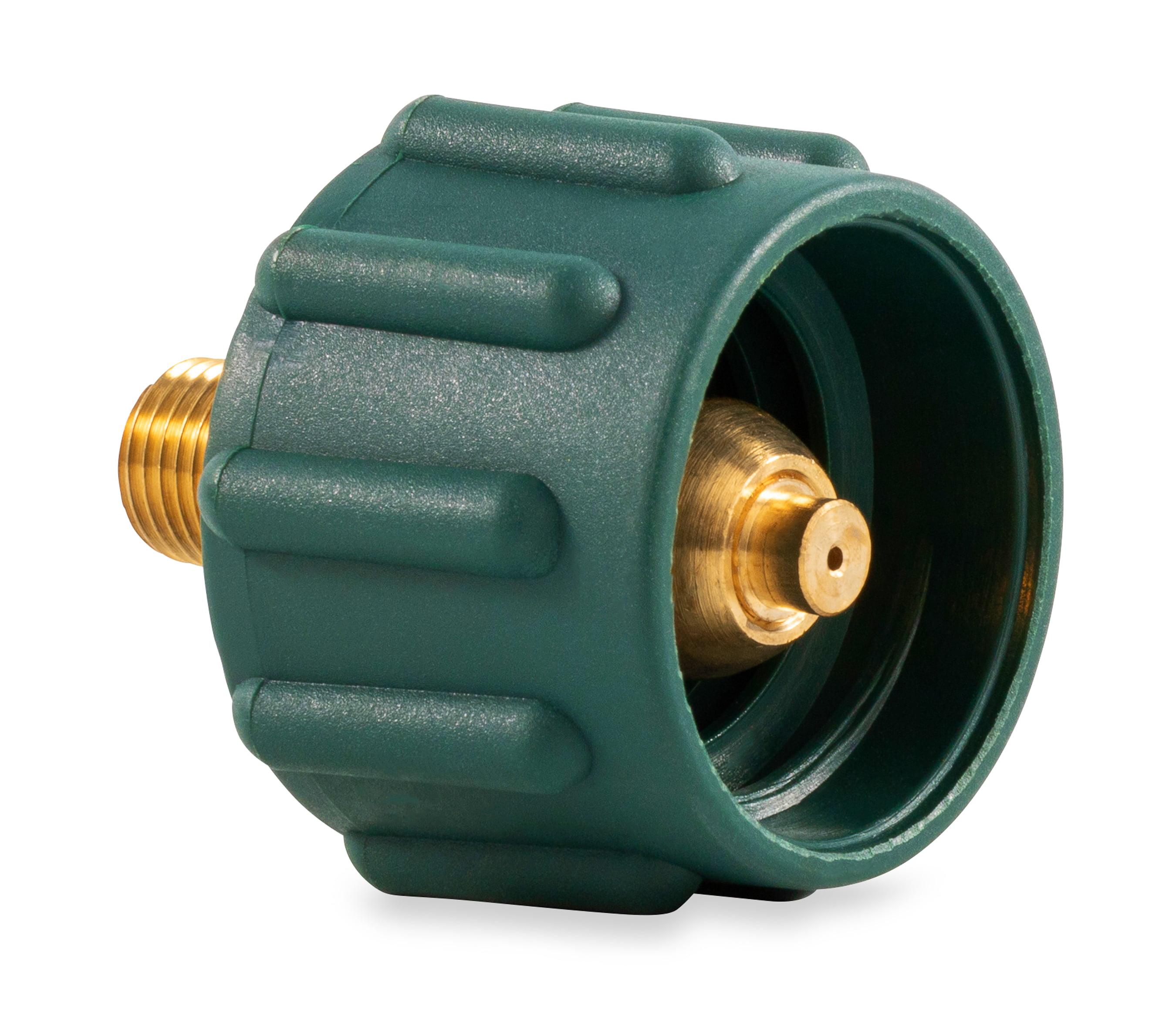 Camco 59923 Low Pressure Green Acme Nut X 1 4 Npt Walmart Com Walmart Com