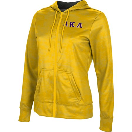 - ProSphere Women's Alpha Kappa Lambda Digital Fullzip Hoodie