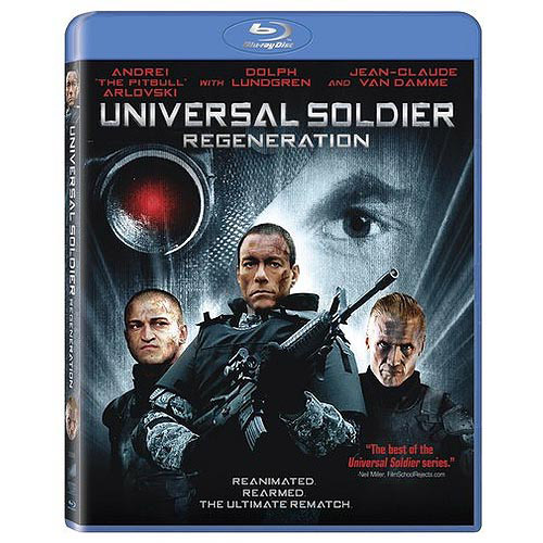 Universal Soldier: Regeneration (Blu-ray) (With BD-Live) (Widescreen)
