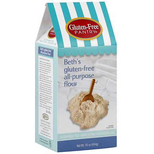 Gluten-Free Pantry All Purpose Flour, 16 oz (Pack of 6)
