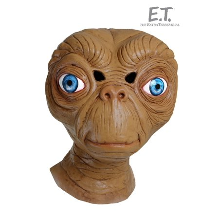 Et Mask Costume (E.T. Mask for Adults)