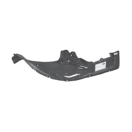 - NI1251116 Right Fender Splash Shield for 99-04 Nissan Pathfinder