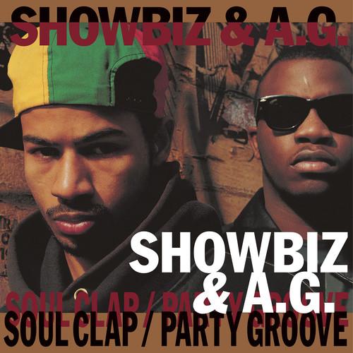 Soul Clap / Party Groove (Vinyl) (7-Inch)