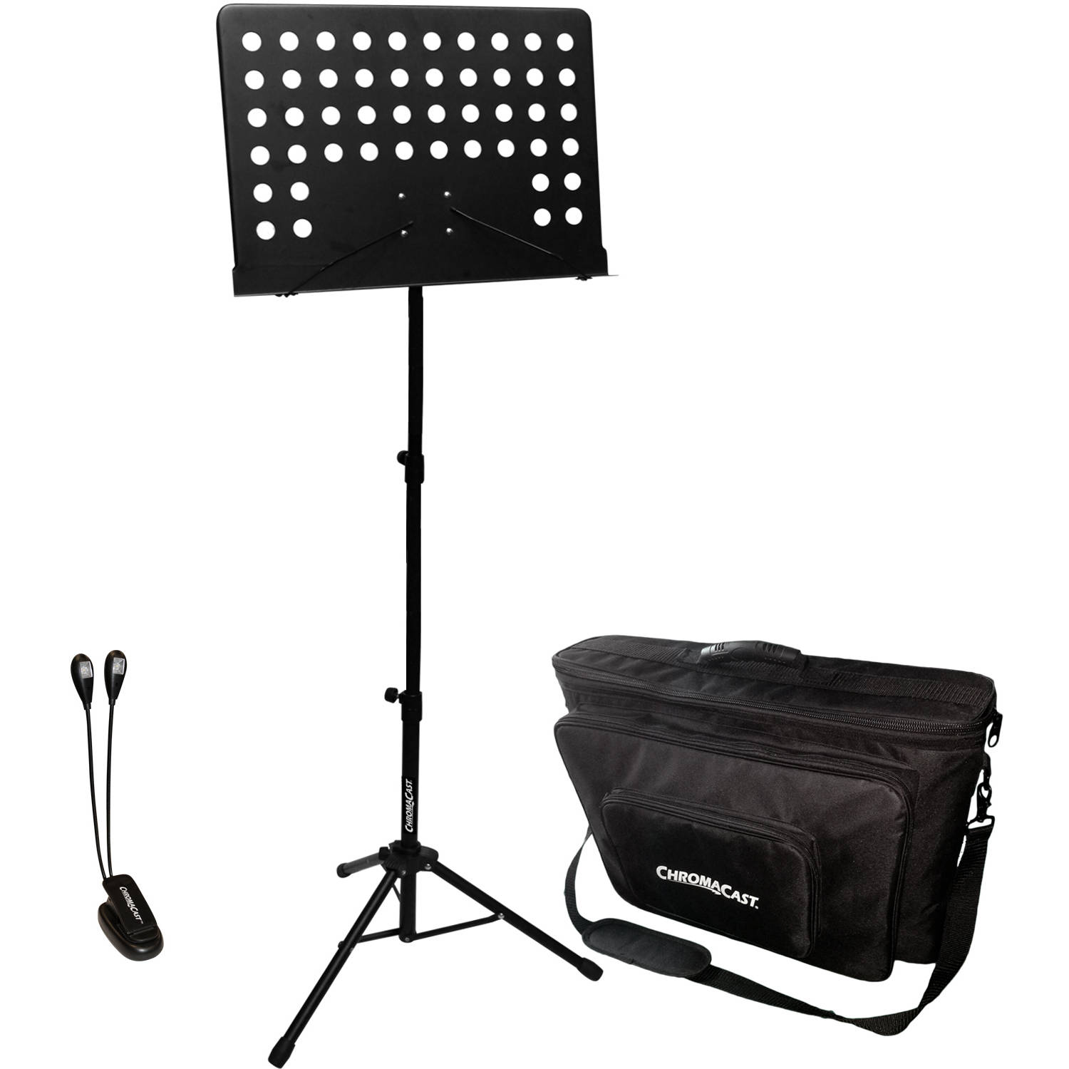 ChromaCast Pro Series Music Stand Performer's Pack by