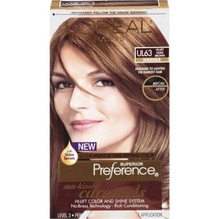 L'Oreal Paris Superior Preference Fade-Defying Color + Shine System