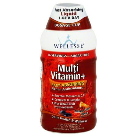 Botanical Laboratories Wellesse  Multi Vitamin +, 16 oz
