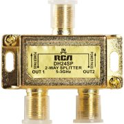 GE/RCA RCADH24SPRG RCA Two Way 3 Ghz Bi-Di Splitter