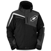 Castle X Phase Mens Snowmobile Jacket Black