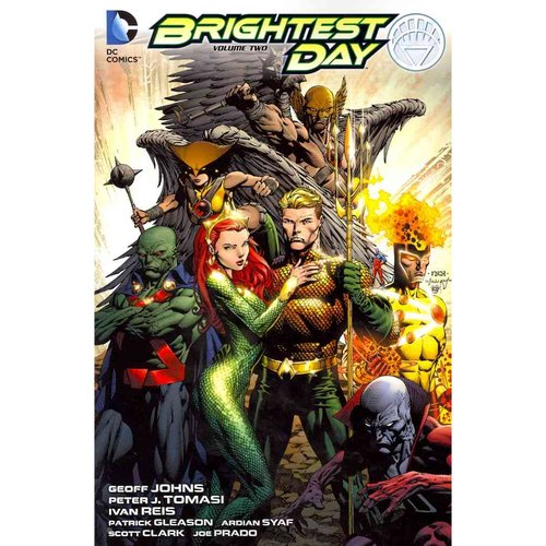 Brightest Day 2