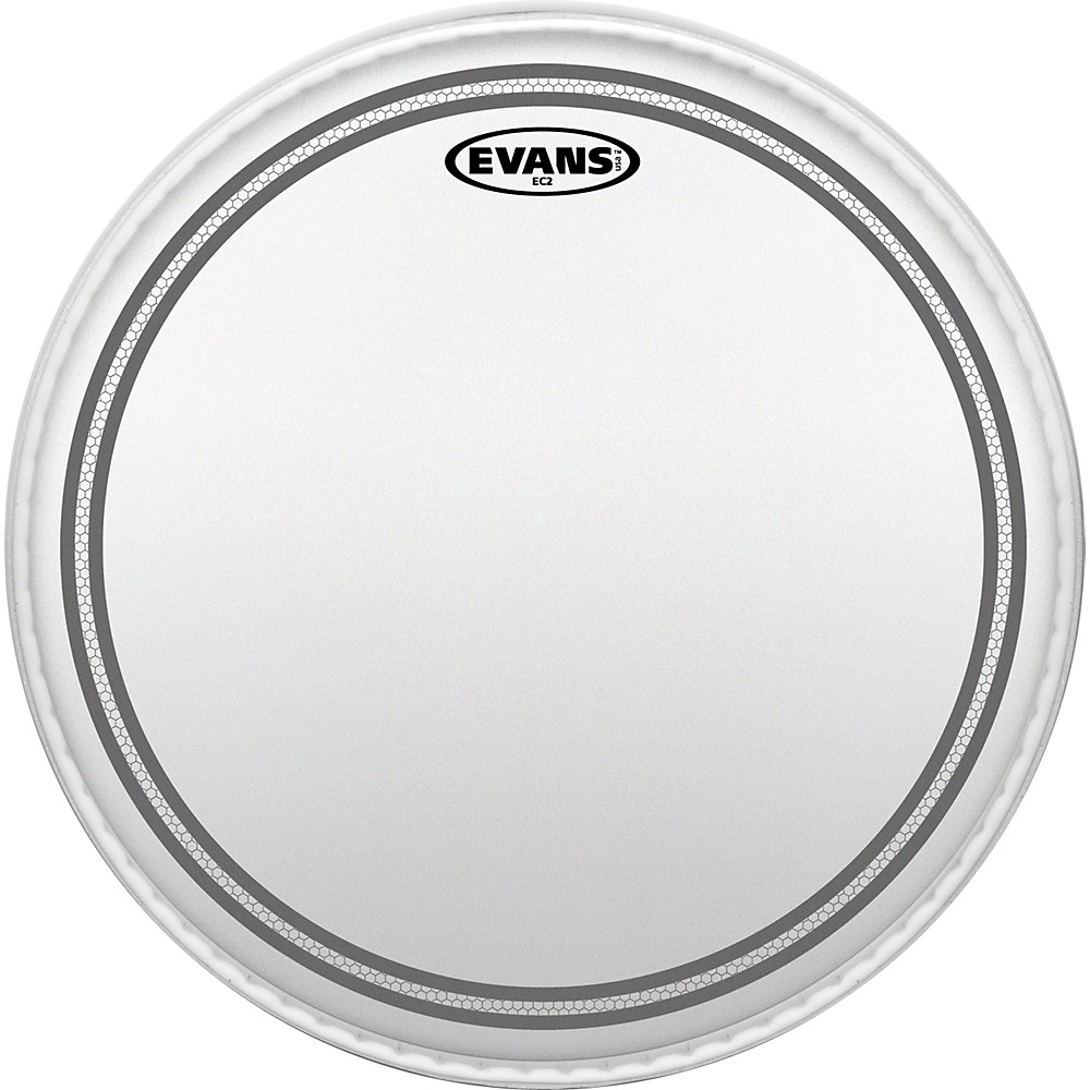 Evans EC2S Frosted Drumhead 13 in.