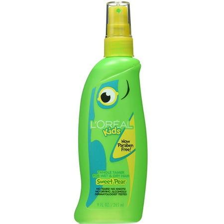 Tangle Tamer (2 Pack - L'Oreal Kids Tangle Tamer Spray All Hair 9 oz)