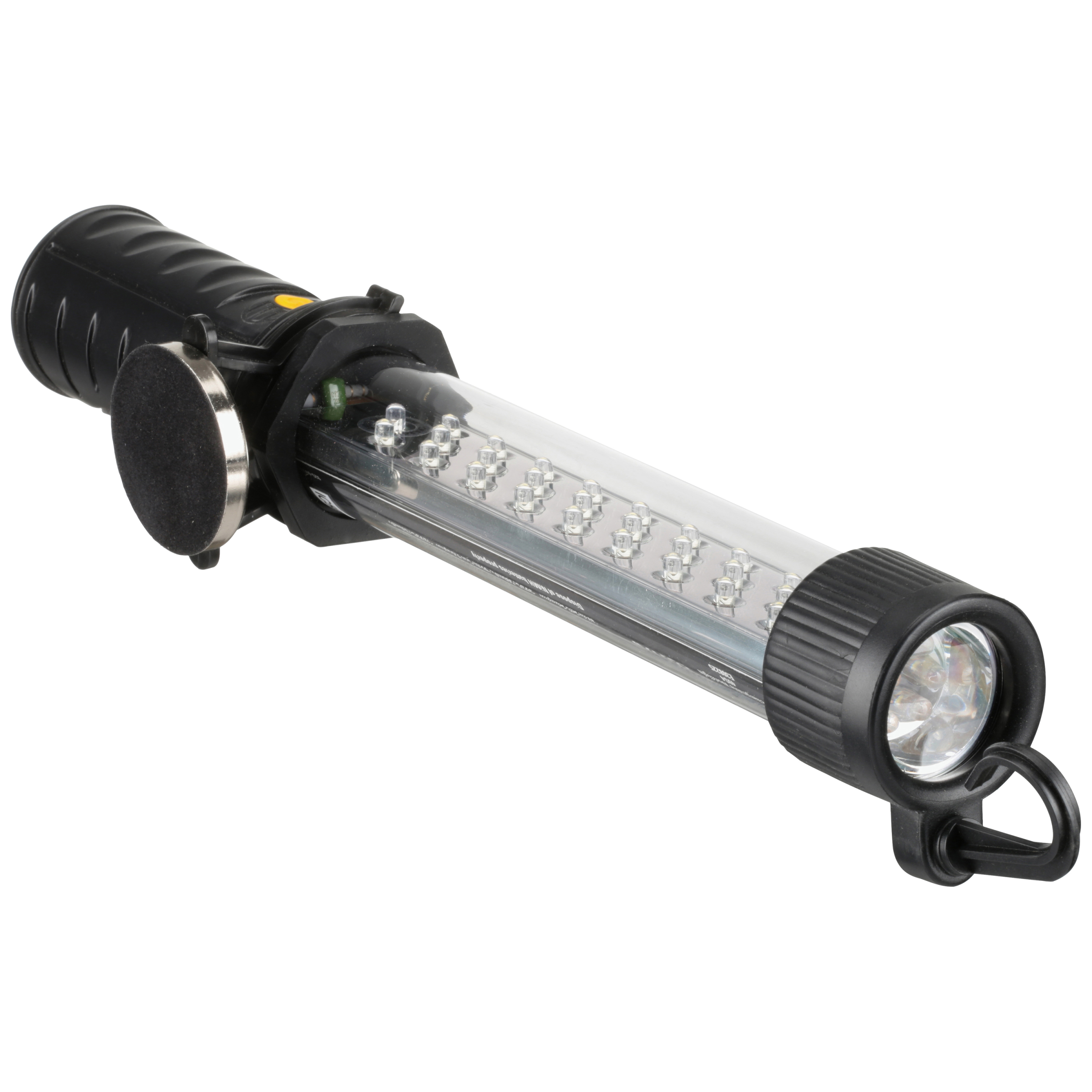 Might-D-Light 35 LED Rechargeable Work Light with AC/DC Charging Adapters