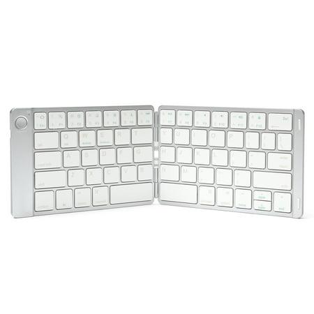MOTILE™ Wireless Multi-Device Bluetooth® Keyboard, Nickel