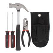 Helping Hand 5-piece Tool Kit with Bag