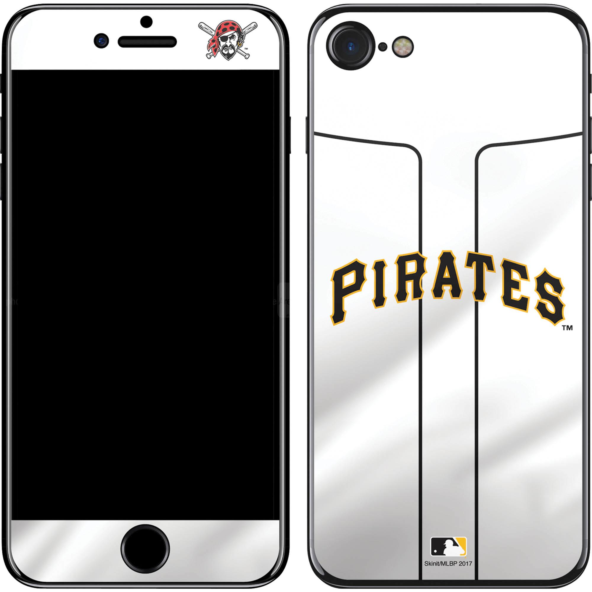 Pittsburgh Pirates Skinit iPhone 7 Skin - No Size