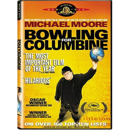Bowling for Columbine (DVD) - Release Date For Halloween 3d