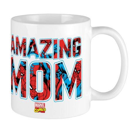 Spider Man Stadium Cup - CafePress - Spider-Man Mom Mugs - Unique Coffee Mug, Coffee Cup CafePress